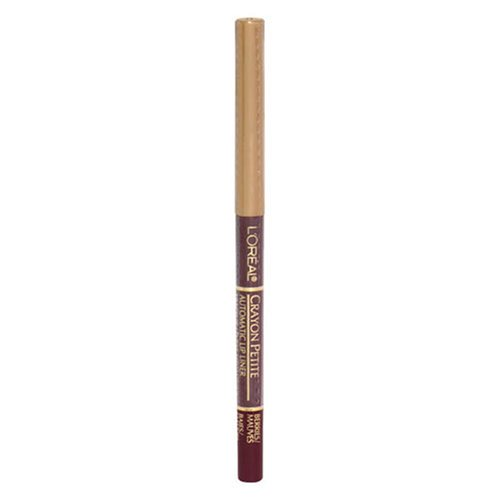 L'Oreal Crayon Petite Automatic Lip Liner, Berries Mauves – .01 oz by L'Oreal Paris