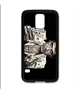 Pink Ladoo? Samsung Galaxy S5 Black Case - Scarface Money Al Pacino Fists full of Cash