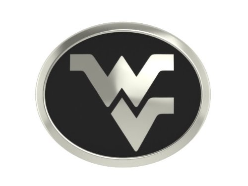 West Virginia University Mountaineers Antiqued Bead Fits Most European Style Charm Bracelets