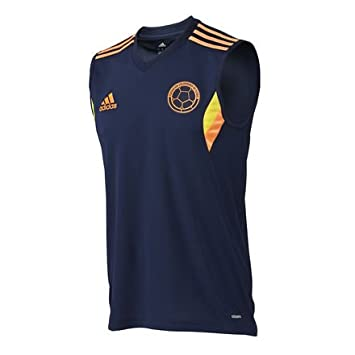 Adidas Camiseta sin Mangas Selección Colombia Adizero (XL)