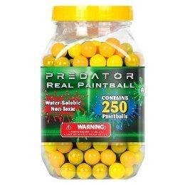 Predator Paintballs .50 caliber 250 Jar