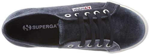 Delle 004 grigio Donne Superga Dk velvetchenillew Formatori Grigio 2790 qapxwEp8F