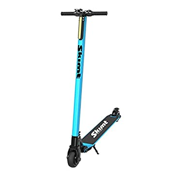 Patinete eléctrico Skimt eSmart azul. Velocidad: 20 km/h (3 ...