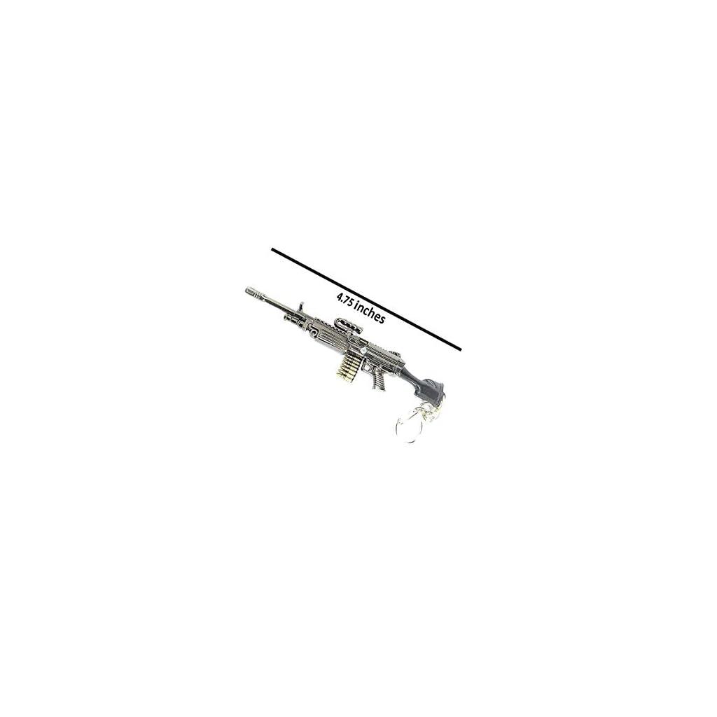 M249 pubg Gun keychain