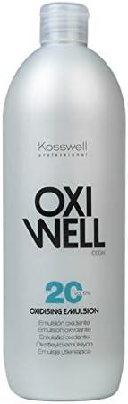 Kosswell Oxi Well, Emulsión Oxidante 20 Vol 6% - 300 ml