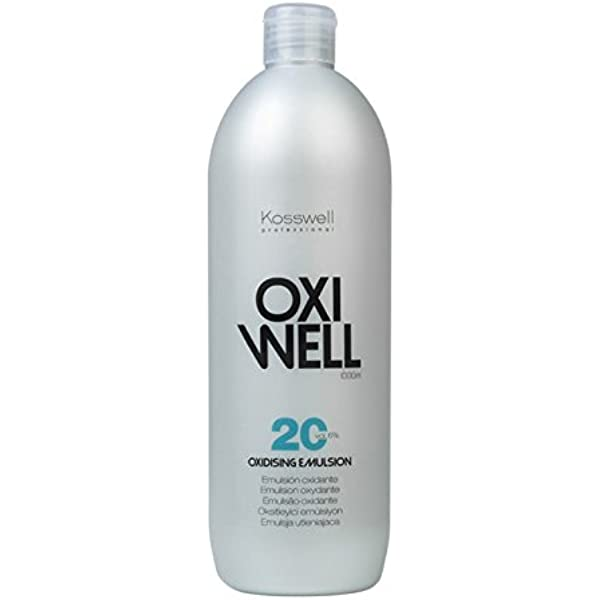 Kosswell Oxi Well, Emulsión Oxidante 20 Vol 6% - 300 ml ...