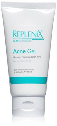 Replenix Acne Solutions 10% Benzoyl Peroxide Gel, 2 Oz