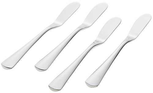Ginkgo 41017-5 Mariko Butter Spreaders, Set of 4