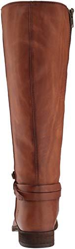 Boot Knee Belted FRYE Women's Light High Melissa Cognac Tall xwqqYaBR