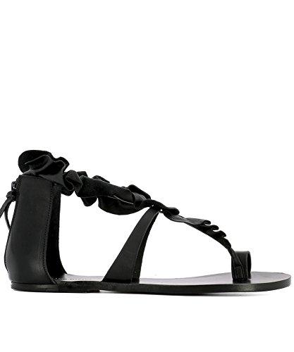 isabel-marant-womens-sd017417e003s01bk-black-leather-sandals