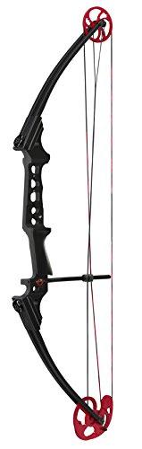 Genesis Pro Bow - RH Black/Red