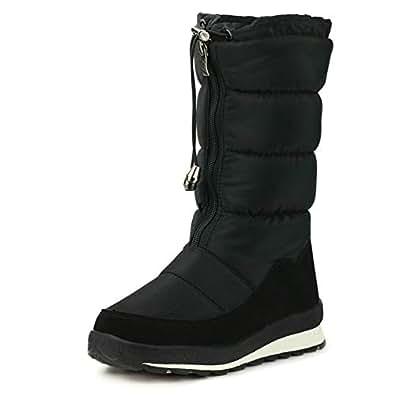 Amazon.com | T-JULY Russian Winter Boots for Women Winter