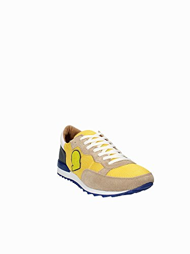 Invicta Unisex-adult Bicolor Low-top Geel