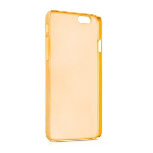 """Apple iPhone 6 4.7"""" HOCO Hard Case The One Electroplating Hülle Gold Weiß"""