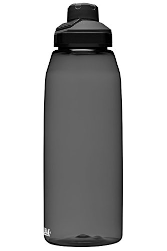 CamelBak Chute Mag Water Bottle, 50oz, Charcoal