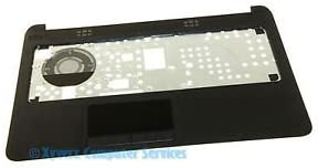 HP PALMREST TOP COVER W// TOUCHPAD 15-F