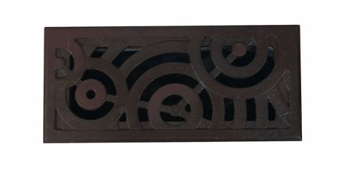 black wall vent covers - 7