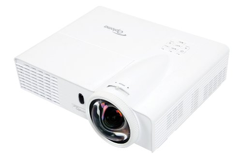 (Optoma X305ST XGA 3000 Lumen Full 3D DLP Short Throw Projector with HDMI)