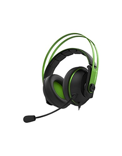 Asus Cerberus V2 Gaming Headset  Green  Headsets