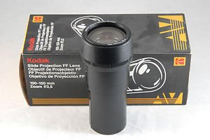 "100-150mm (4-6"") f3.5 Projector Lens Made in Japan..."
