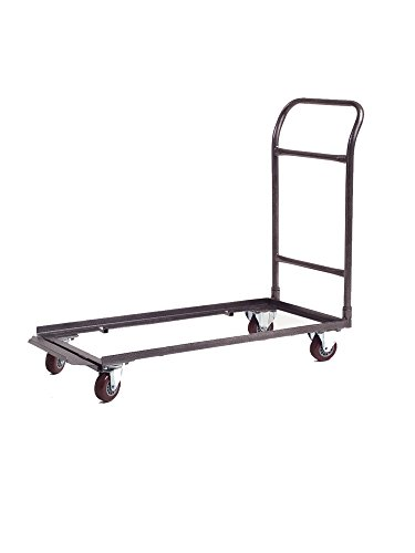Commercial Seating Products DOLLY300 Max All Purpose Dolly Folding Bag Silver