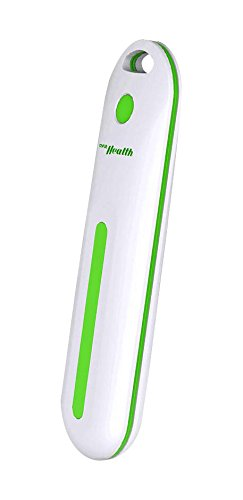 Pyle Health Electric Toothbrush Charger and Travel Case, White, 0.73 lb PHLSN61WT