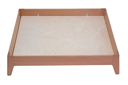 Martin|Deutschman Wood Dog Bed Base, Beech Wood
