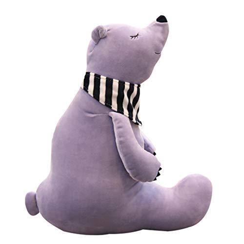 Psfs Giant Stuffed Animal Stuffed Animals Polar Bear Plush Toys