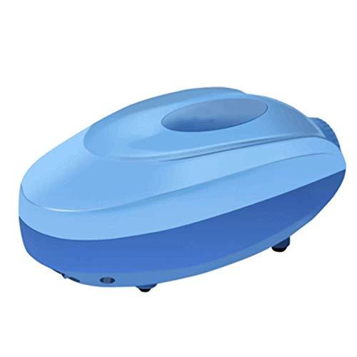 L&WB Fish Tank Oxygen Pump Fish Aeration Machine Silent Small Oxygen Generator Household Atmospheric Volume ()