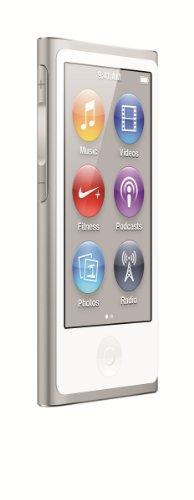 Apple Ipod Nano Generation Silver