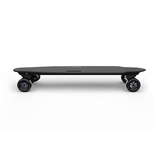 LiftBoard 980012980 Singlel Motor Electric Skateboard Black, 39""