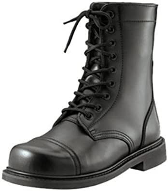 Black Combat Boots For Cheap