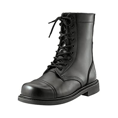 Amazon.com: 5075 Black GI Style Combat Boot: Shoes