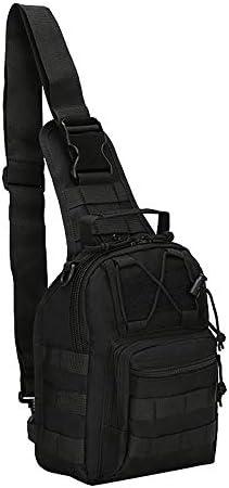 かっこいい 多機能 防水 軍事戦術レジャー 迷彩斜め掛ショルダーバッグ あります iPadのバックパック アウトドア スポーツの ハイキング キャンプ