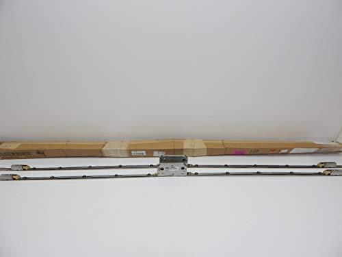 - Andersen® Fwh68 Hinged Door - (Active Door Panel) 3-point Lock Mechanism (1988 to Present)