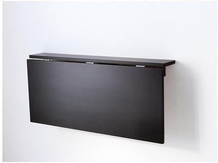 Tavoli Pieghevoli Ikea Muro.Tavolo Pieghevole Da Parete Ikea Bjursta 90 X 50 Cm Per