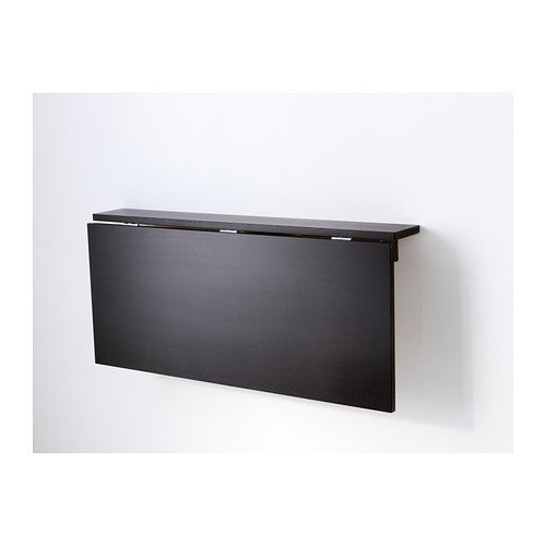 Tavolo Da Muro Pieghevole Ikea.Tavolo Pieghevole Da Parete Ikea Bjursta 90 X 50 Cm Per