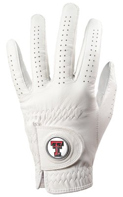 テキサスTechレッドRaiders Golf Glove & Ball Marker – Left Hand – X Large   B00BFLG138