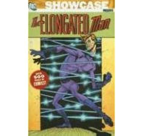 Amazon Com Showcase Presents The Elongated Man Vol 01