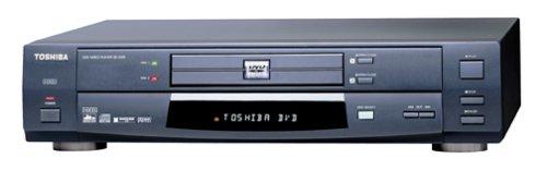 Toshiba SD-2150 Dual Tray DVD Player