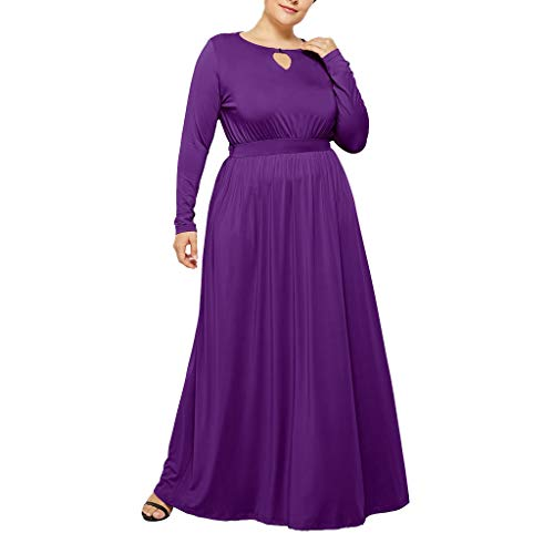 Party Wrap Dress Fashion Plus Size Womens Cocktail V-Neck Slim Dress