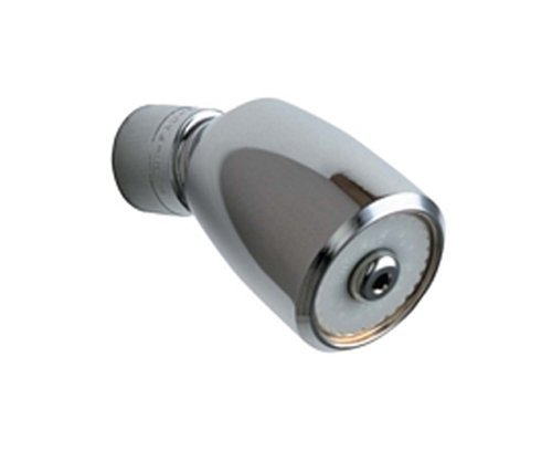 Chicago Faucets 620-CP Flow Control Shower Head, Chrome