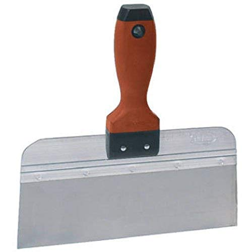 Marshalltown Drywall Tools - MARSHALLTOWN The Premier Line 3510SD 10-Inch Stainless Steel Taping Knife with DuraSoft Handle