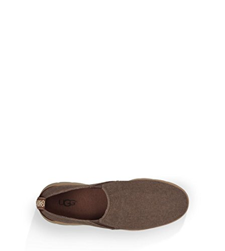 Ugg Australia Hombres Conley Grizzly Canvas Loafer