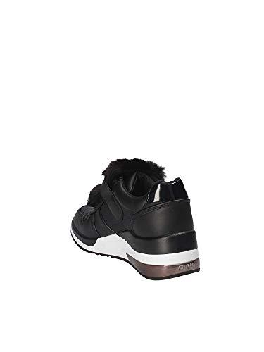 Fal12 Fljia4 Noir Femmes Sneakers Guess xUY4nqHw4