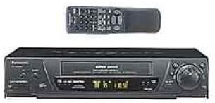 Panasonic NV-HD 685 4 Reproductor de v/ídeo VHS