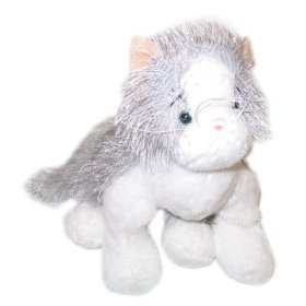 Webkinz Grey Cat