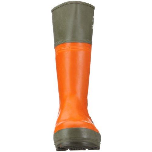 Feldtmann Waldarbeiterstiefel KL.2 Ulme Arancione (Orange - Orange-Grün)