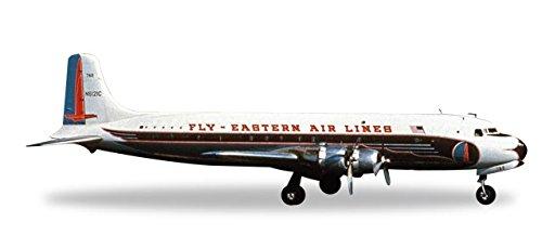 Herpa 558495  Eastern Air Lines Douglas DC-6B-N6121C Miniaturfahrzeug