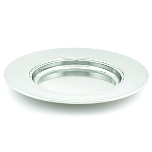 Artistic Manufacturing 921869 Commun Polishd Bread Plate 10 (Communion Bread Plate)